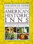 The Official Guide to American Historic Inns, American Historic Inns Inc. Staff, 0961548185