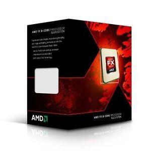 AMD FX-8320 (8x 3.5GHz) 8MB Sockel AM3+ CPU BOX DDR3