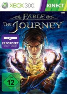 Kinect/Fable: The Journey (Microsoft Xbox 360, 2012, DVD-Box) neu ovp/PC