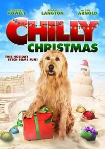 Chilly-Christmas-DVD-2012-New-Anchor-Bay-C-Thomas-Howell-Brooke-Langton-Dog
