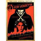 V For Vendetta (DVD, 2006, 2-Disc Set, Limited Edition)