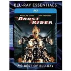 Ghost Rider (Blu-ray Disc, 2010, Unrated)