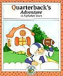 Quarterback's Adventure in Alphabet Town, Janet McDonnell, 0516054171