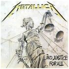 ...And Justice for All by Metallica (CD, Sep-1988, Elektra (Label)) : Metallica (CD, 1988)