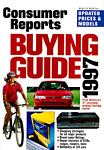 Consumer Reports Buyer's Guide 1997, CRB Staff, 089043851X