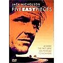 Five Easy Pieces (DVD, 1999) (DVD, 1999)