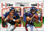Topps Rookie Tim Tebow Football Trading Cards