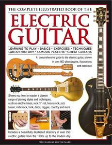 Complete Illustrated Book of the Electric Guitar Terry Burrows/Ted Fuller HB