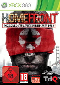 Homefront -- Resist Edition (Microsoft Xbox 360, 2011, DVD-Box) - Deutschland - Homefront -- Resist Edition (Microsoft Xbox 360, 2011, DVD-Box) - Deutschland