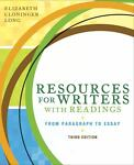 Resources for Writers with Readings 9780205651733