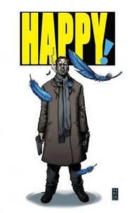 Happy! Volume 1 by Grant Morrison (author), Darick Robertson (artist)