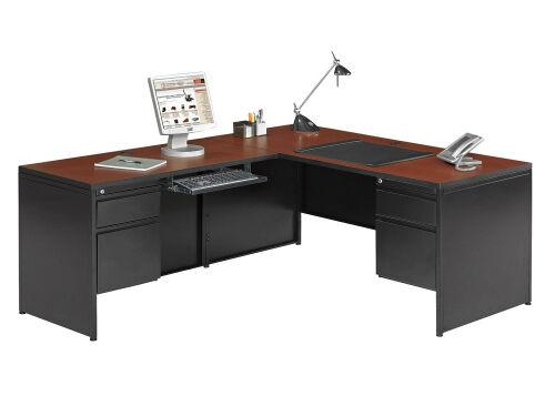 worauf es bei der auswahl eines b ro schreibtisches zu achten gilt ebay. Black Bedroom Furniture Sets. Home Design Ideas