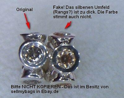 wie man fake pandora silber beads erkennen kann ebay. Black Bedroom Furniture Sets. Home Design Ideas