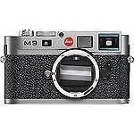 Leica M9-P 18.0 MP Digital Camera - Chrome (Body Only)