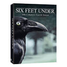 Six Feet Under - The Complete Fourth Season (DVD, 2005, 5-Disc Set) (DVD, 2005)