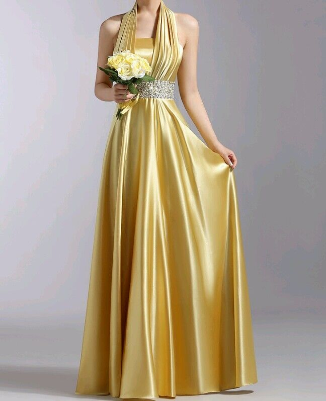 How to Buy a Long Formal Dress