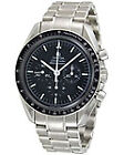Omega Stainless Steel Band Sport Watches with Chronograph