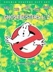 Ghostbusters/Ghostbusters 2 (DVD, 2005, 2-Disc Set, with Collectible Scrapbook) (DVD, 2005)