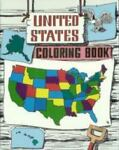 United States Coloring Book, A. Daniel Zook, 0739901931