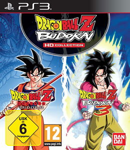 PS3 DBZ Dragon Ball Z: Budokai HD Collection PS3 NEUWERTIG! KEINE KRATZER! - Heppenheim, Deutschland - PS3 DBZ Dragon Ball Z: Budokai HD Collection PS3 NEUWERTIG! KEINE KRATZER! - Heppenheim, Deutschland
