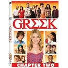 Greek: Season 1, Chapter Two (DVD, 2008, 3-Disc Set)