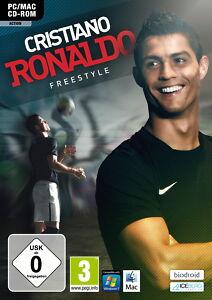 PC-GAME  -  Cristiano Ronaldo  -  Freestyle