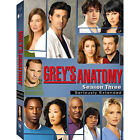 Grey's Anatomy - The Complete Third Season (DVD, 2007, 7-Disc Set, Seriously Extended)