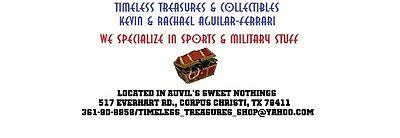 Timeless Treasures of Corpus