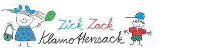 Zick Zack Klamottensack