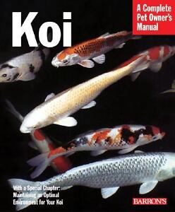 Koi everything about selection care nutrition diseases for Koi breeding pond