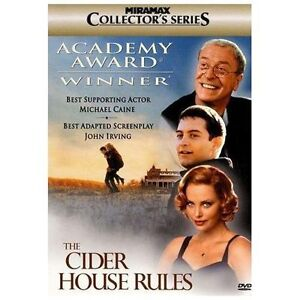 Delightful Image Is Loading The Cider House Rules DVD Collector 039 S