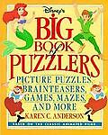 Big Book of Puzzlers, Karen C. Anderson, 1562820672