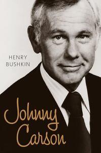 Johnny-Carson-by-Henry-Bushkin-2013-Hardcover-BRAND-NEW