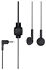 Headset: Nokia HS-105 Black In-Ear Only Headsets