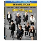 Now You See Me (Blu-ray/DVD, 2013, 2-Disc Set, Includes Digital Copy; UltraViolet)