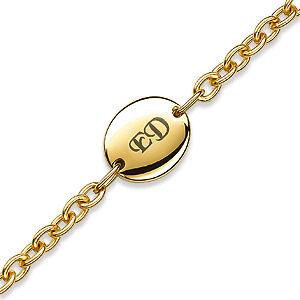 silbernes armband mit gravur g nstig online kaufen bei ebay. Black Bedroom Furniture Sets. Home Design Ideas