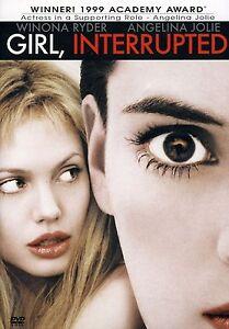 Girl, Interrupted (DVD, 2000, Closed Cap...
