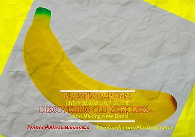 Plastic Banana Toys and Games