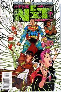 The Next #3 (Nov 2006, DC) VF COMIC BOOK