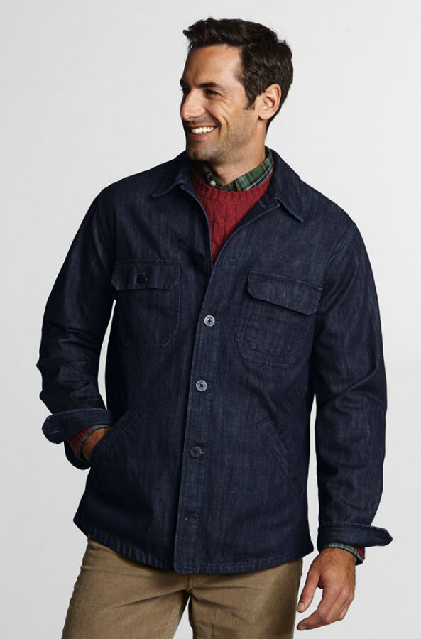 Your Guide to Buying a Men's Denim Jacket | eBay