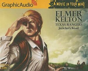 Texas-Rangers-6-Jerichos-Road-by-Elmer-Kelton-Audio-book-cd