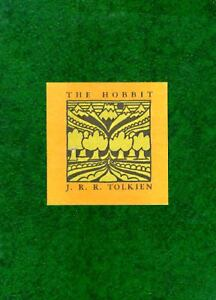 NEW-The-Hobbit-Or-There-and-Back-Again-by-J-R-R-Tolkien-Hardcover-Book-Englis