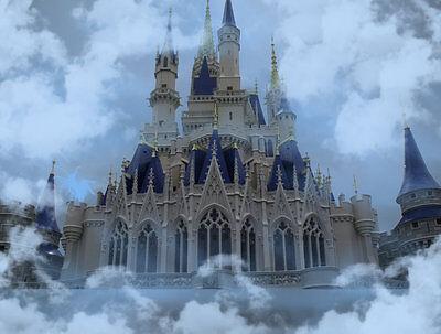A Castle On a Cloud