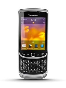 BlackBerry Torch 9810 - 8GB - Silver (Un...