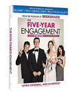 The Five-Year Engagement (Blu-ray/DVD, 2012, 2-Disc Set, Includes Digital Copy; UltraViolet)