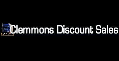 CLEMMONS DISCOUNT SALES