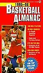 Basketball Almanac, 1995-96, Consumer Guide Editors, 0451183517