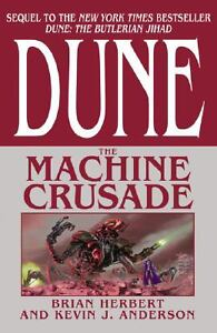 Machine Crusade 2 by Brian Herbert and K...