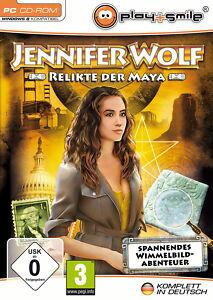 Jennifer Wolf: Relikte der Maya (PC, 2013, DVD-Box) - Deutschland - Jennifer Wolf: Relikte der Maya (PC, 2013, DVD-Box) - Deutschland