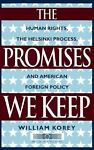 The Promises We Keep, William Korey, 031212189X